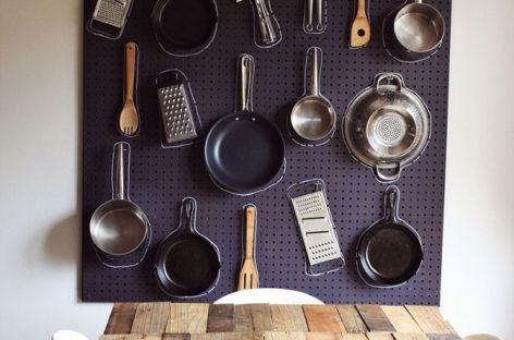 Đồ đựng xinh xắn và tiện dụng cho nhà bếp