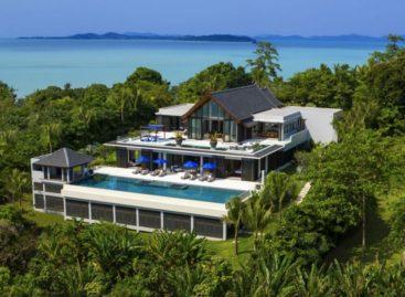 Vẻ đẹp của biệt thự Padma bên bờ biển Phuket, Thái Lan