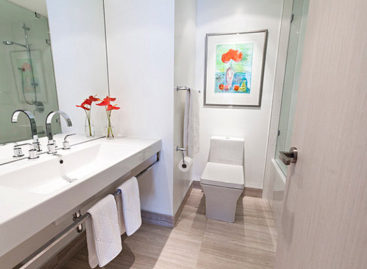 Cách bài trí cho phòng tắm trông mới mẻ