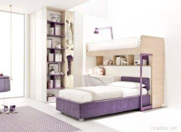 10 kiểu giường tầng hiện đại và đầy màu sắc dành cho bé yêu