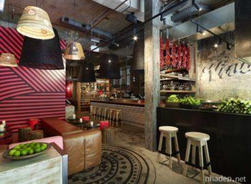 Phong cách Mexico trong nhà hàng Úc