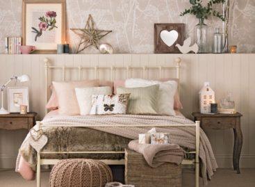 10 ý tưởng thiết kế phòng ngủ độc đáo phong cách cổ điển