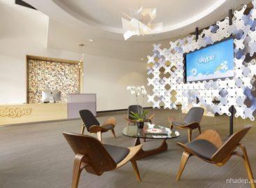 Trụ sở chính Skype tại Bắc Mỹ – thiết kế bởi Blitz