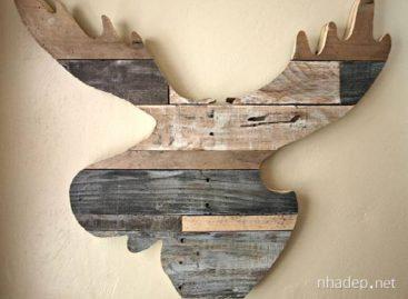 Tạo điểm nhấn cho ngôi nhà bằng vật liệu gỗ tự nhiên