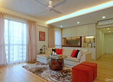 Chiêm ngưỡng thiết kế căn hộ vừa ấm cúng và hiện đại
