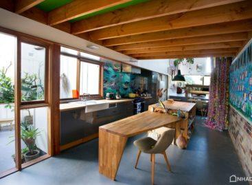 Thiết kế nhà Marrickville độc đáo ở khu ngoại ô Sydney, Úc