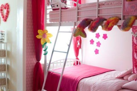 Giải pháp thiết kế phòng ngủ cho bé với ngân sách hợp lý