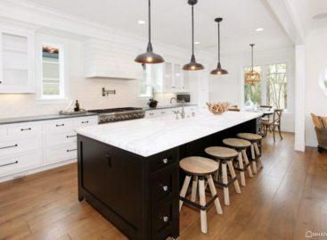 10 cách sáng tạo để hô biến căn bếp cũ trở nên hiện đại