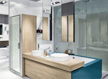 Bồn tắm độc đáo kết hợp giữa kiểu dáng và chức năng