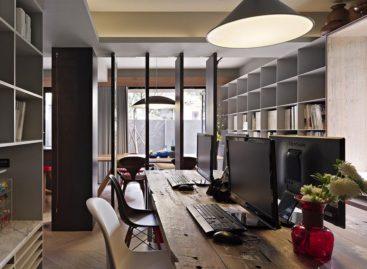 Biến không gian hiện đại và sang trọng với căn hộ thông minh vùng Đài Bắc