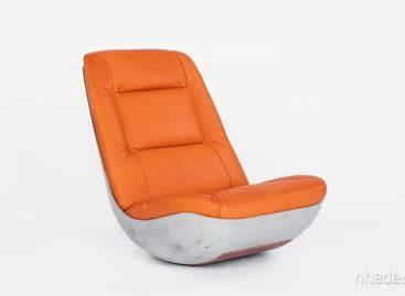 Độc đáo với chiếc ghế hình khối xoay của Paulsberg
