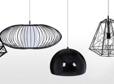 Cage – Đèn treo với kiểu dáng độc đáo