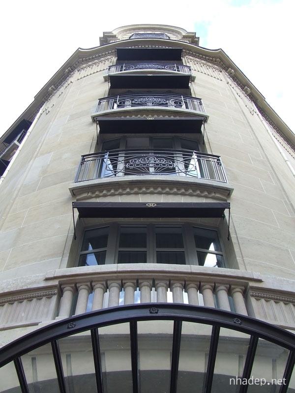 Khach san Sofitel Paris Arc de Triomphe_02