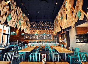 Thổi hồn New York và phong cách Nam Phi trong thiết kế nhà hàng Nando