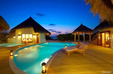 Khu nghỉ dưỡng Island Hideaway đảo Dhonakulhi, Maldives