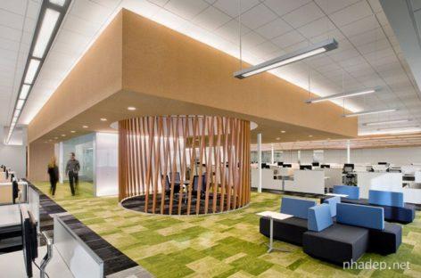 Các kiểu thiết kế văn phòng tại Thung lũng Silicon (phần 3)