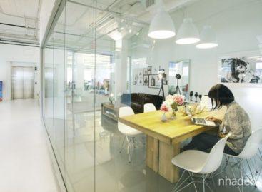 Các kiểu thiết kế văn phòng tại Thung lũng Silicon (Phần 4)