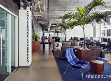 Các kiểu thiết kế văn phòng tại Thung lũng Silicon (Phần 5)