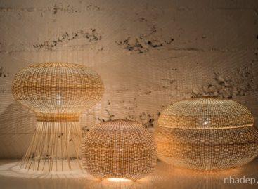 Nét đơn giản thủ công của bộ sưu tập đèn Medusa , Chinita và Bellot