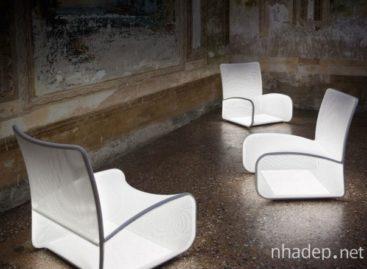 Chiếc ghế phát sáng Nuvola di Luce