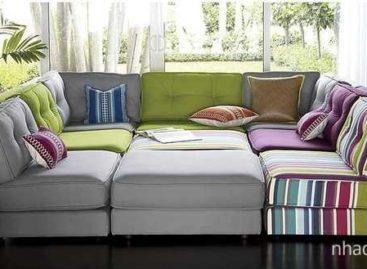 Nội thất sinh động cùng sắc màu theo phong cách Brasil