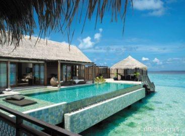 Những thiết kế hồ bơi bậc nhất thế giới lay động mọi giác quan (Phần 1)