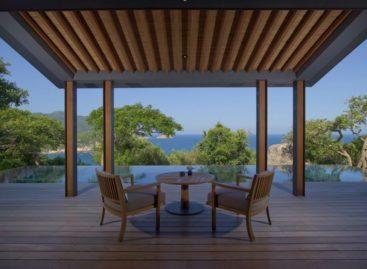 Vẻ đẹp của khu nghỉ dưỡng Amano'i giữa vùng núi hoang sơ