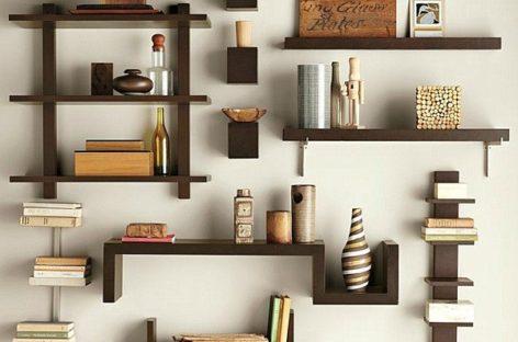 5 cách khác nhau để trang trí bức tường thật ấn tượng