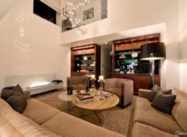 Cảnh quan tuyệt đẹp và hiện đại trong ngôi nhà 13 triệu USD tại New York