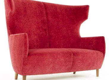 Ghế sofa xinh đẹp dành cho cặp đôi