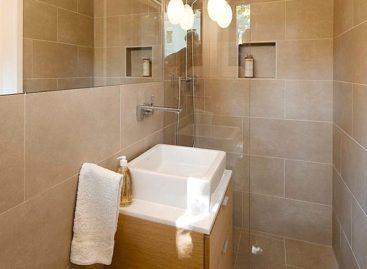 Mở rộng không gian với ý tưởng thiết kế phòng tắm diện tích nhỏ