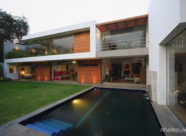 Ngôi nhà Catalotes của kiến trúc sư Oscar Gonzalez Moix
