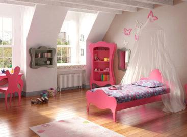 Phòng ngủ đáng yêu cho bé thiết kế bởi Mathy từ Bols