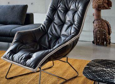 Chiếc ghế sang trọng quý phái của nhà thiết kế Zanotta và Maserati