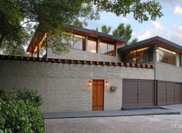 Thiết kế ngôi nhà Virreyes bởi Kababie Arquitectos