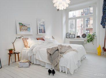 Nét quyến rũ trong căn hộ Thụy Điển
