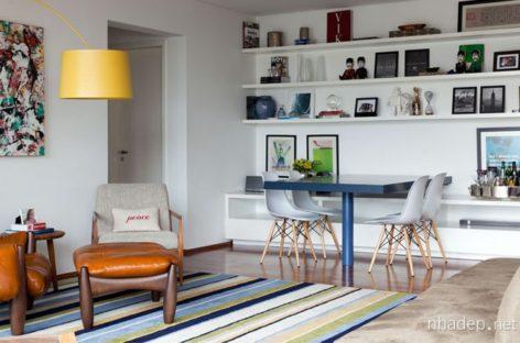 Xu hướng màu sơn trong thiết kế nội thất năm 2014