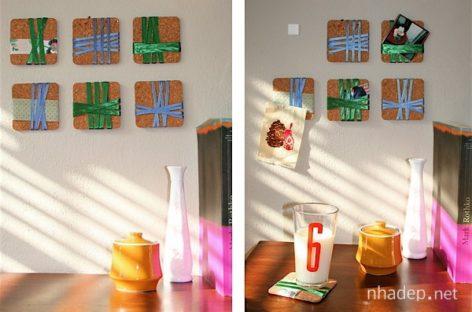 50 ý tưởng trang trí tường nhà trở nên xinh đẹp (Phần 3)