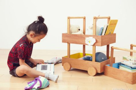 Sản phẩm Koloro Wagon hiện đại và tiện dụng