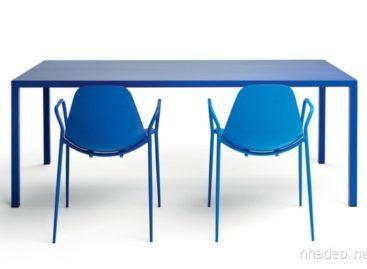 Bộ sưu tập bàn ghế thanh lịch và độc đáo