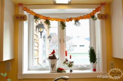 Các bệ cửa sổ trong nội thất (Phần 1)