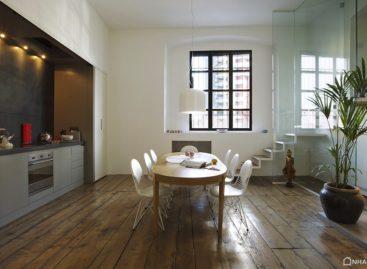Căn hộ ấm áp và tiện nghi tại Milan