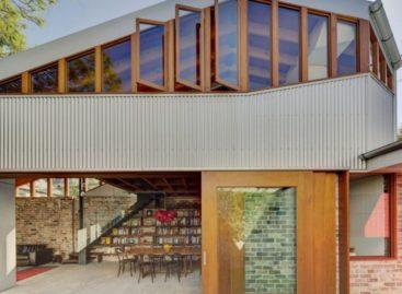 Căn nhà hiện đại của kiến trúc sư Carterwilliamson