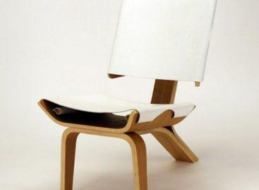 Chiếc ghế Kurven sáng tạo thiết kế bởi Cody Stonerock