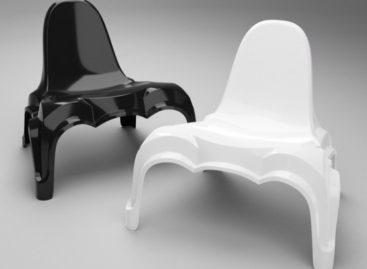 Chiếc ghế Époque kiểu dáng cổ điển