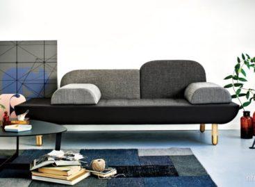 Ghế sofa Toward sang trọng của nhà thiết kế Anne Boysen