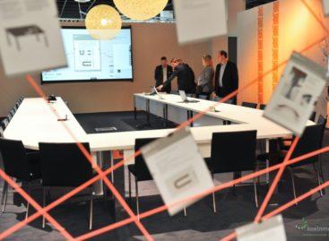 Orgatec 2012 – Hội chợ Quốc tế lớn nhất về lĩnh vực nội thất văn phòng và tiện nghi dùng trong văn phòng (Phần 4)