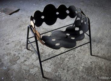 Chiếc ghế MSL 35 đặc biệt thiết kế bởi Mads Sætter-Lassen
