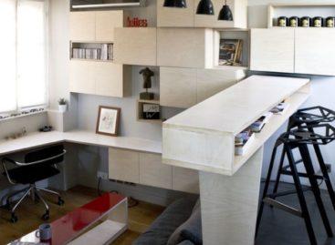 Thiết kế đặc sắc trong căn hộ 16m2