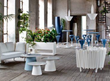 Bộ ghế Canisse ấn tượng cho không gian ngoại thất hiện đại